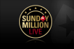 Sunday Million LIVE Day 1s running today